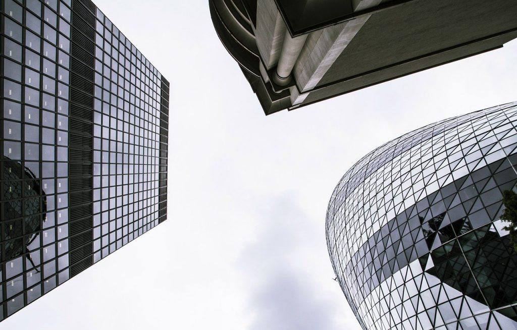 urban, sky, buildings